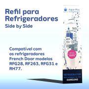 Filtro De Água Geladeiras Side By Side Samsung - Importado HAF-CIN/EXP - Da29 00020b frent door