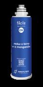 Filtro Facile C8 - Reduz o Ferro e o Manganês - Hidrofiltros