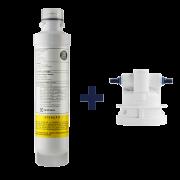 Filtro Refil PAPPCA40 para Purificador de Água Electrolux PE11B e PE11X - KIT com cabeçote