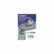 Forro Metalizado para Mesa de passar Roupas - Util Tamanho M