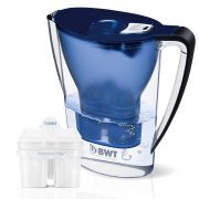 Jarra com Filtro BWT  Azul - adição de magnésio