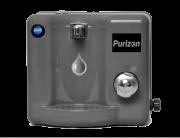 Purificador de Água Natural Purizon Bello Ozônio, Alcalino e Bacteriológico - Cinza 220v
