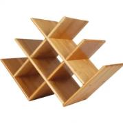 Rack para Vinho Bamboo