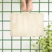 Tapete De Banheiro Viscosoft Bath Memory Foam Mor