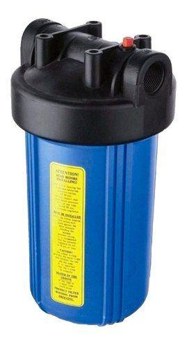 Filtro De Agua Big Blue 10pol Com Refil 25micra Plissado  - Pensou Filtros