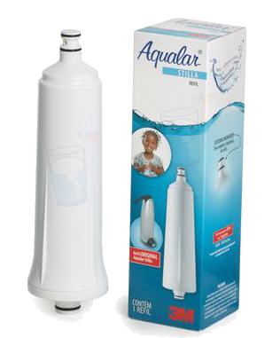 Refil 3M para filtro Aqualar Stilla  - Pensou Filtros