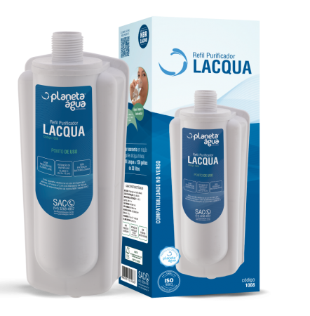 Refil P355 Latina para os Purificadores PA335, PA355, XPA375, PURITRONIC, PURIICE, PURIMIX, PA-E, PA4.0, PAHC - SIMILAR  - Pensou Filtros