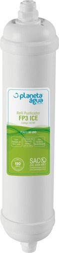 Filtro Refil Fp3 Ice Geladeiras Syde By Side E Refrigerador  - Pensou Filtros