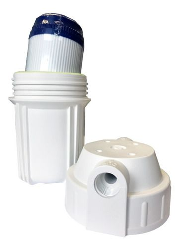 Filtro De Água 5¨ Branco Conexão 1/2 Multiuso - Pou  - Pensou Filtros