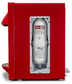 Purificador de Água Soft Plus Cereja - 110v   - Pensou Filtros