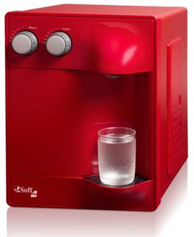 Purificador de Água Soft Plus Cereja - 220v   - Pensou Filtros