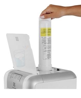 Filtro Refil para Purificadores Electrolux PE10B, PE10X - ORIGINAL  - Pensou Filtros