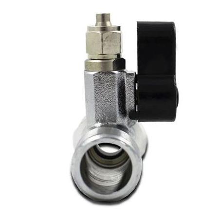 Adaptador para Purificador Filtro Rosca 1/2 x 1/4  - Pensou Filtros