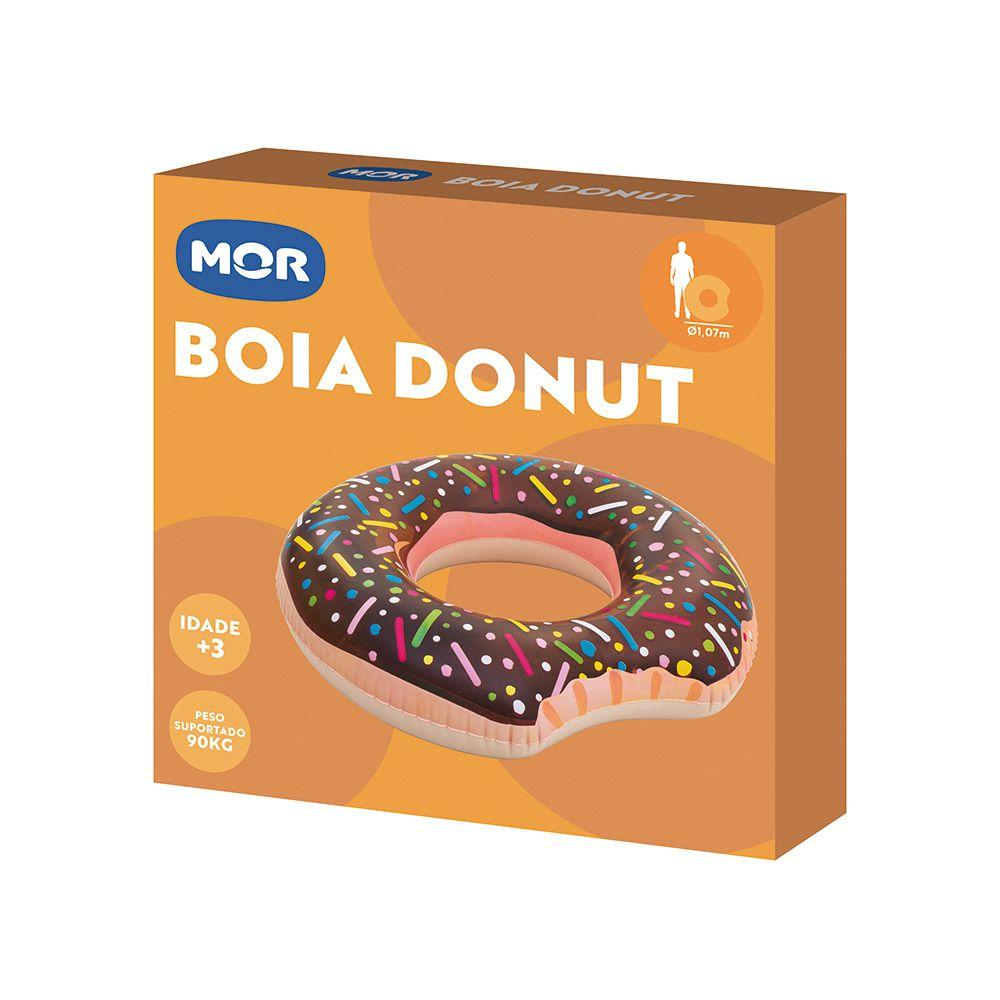 Boia Donut - Marrom  - Pensou Filtros