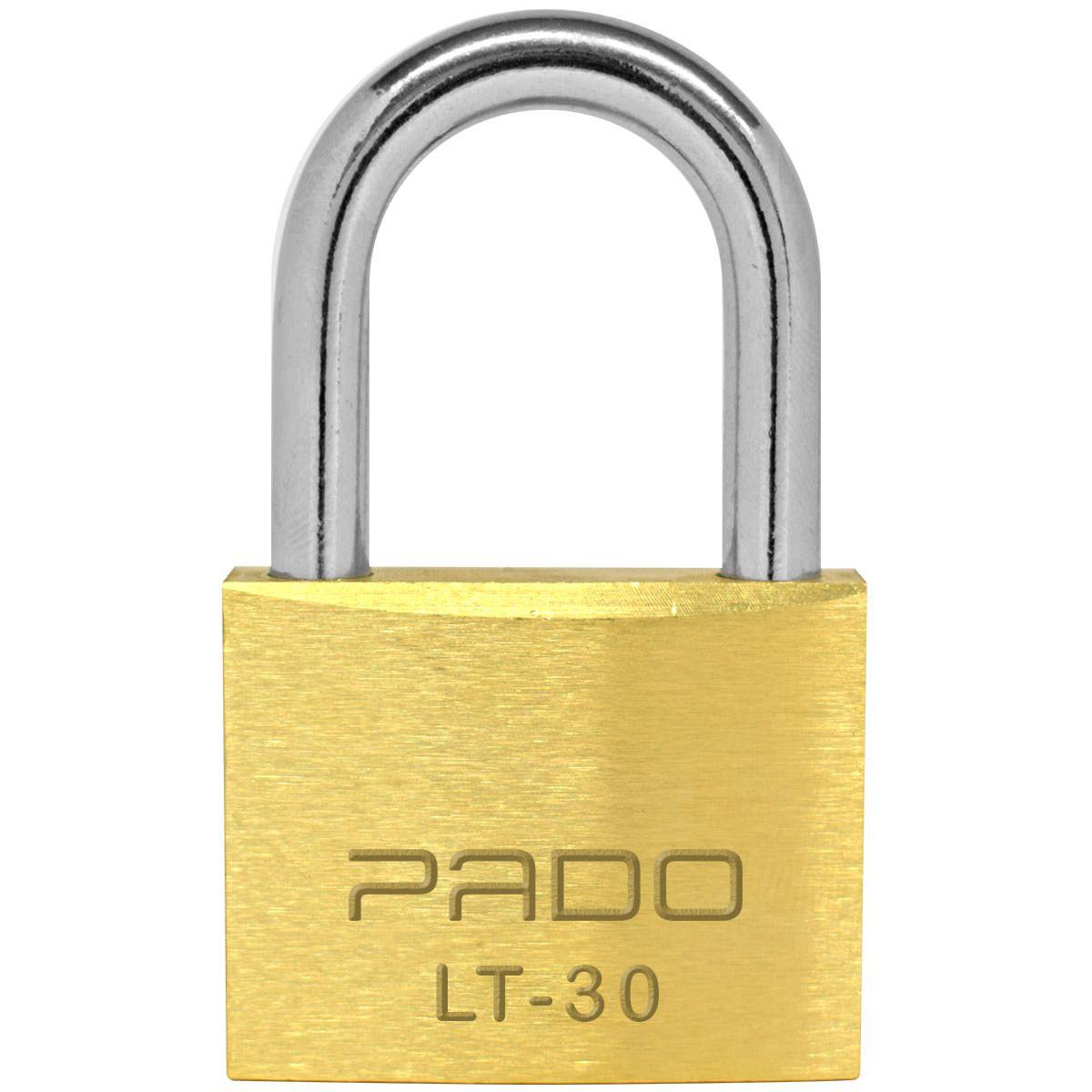 Cadeado LT - 30mm - PADO   - Pensou Filtros