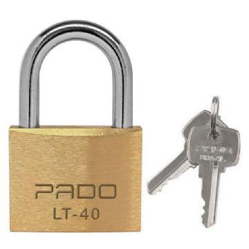 Cadeado LT - 40mm - PADO   - Pensou Filtros