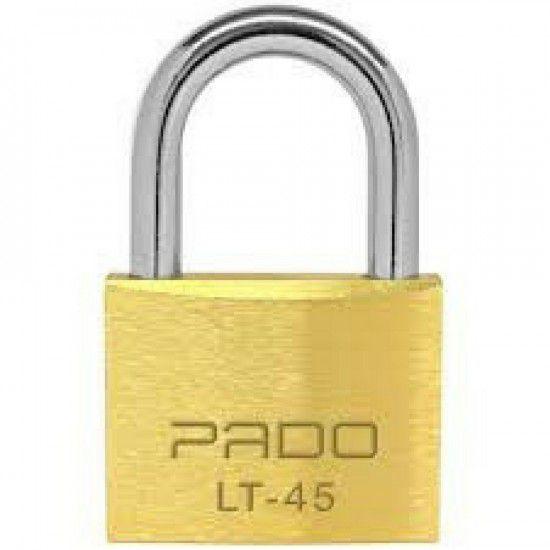 Cadeado LT - 45mm - PADO   - Pensou Filtros