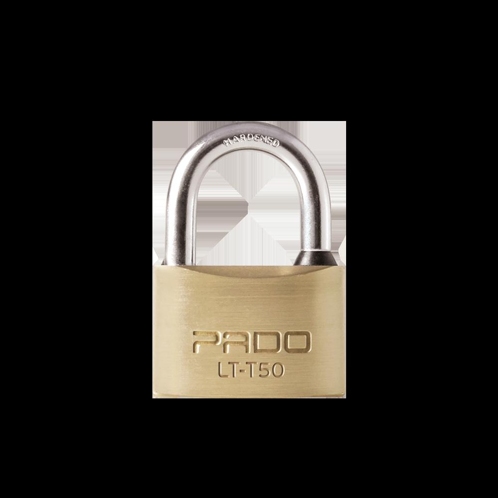 Cadeado LT - T 50mm - PADO   - Pensou Filtros