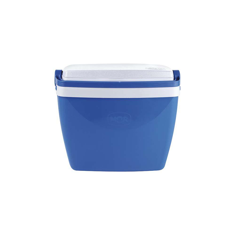 Caixa Térmica Cooler 12  - Azul  - Pensou Filtros
