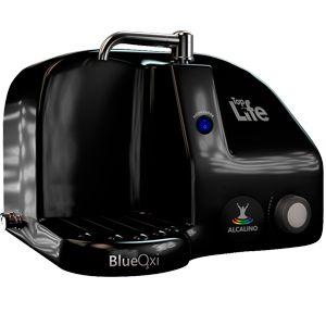 Purificador Top Life - Linha Blue - Preto - Blue O³xi - 220v  - Pensou Filtros