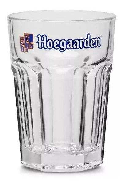 Copo de Cerveja Hoegaarden 330 ml - Vidro   - Pensou Filtros