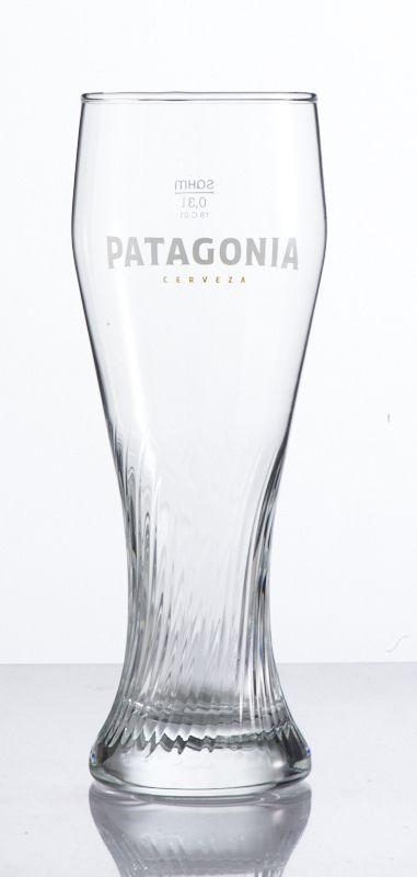 Copo De Vidro Patagonia Riegsee 500ml Ambev  - Pensou Filtros