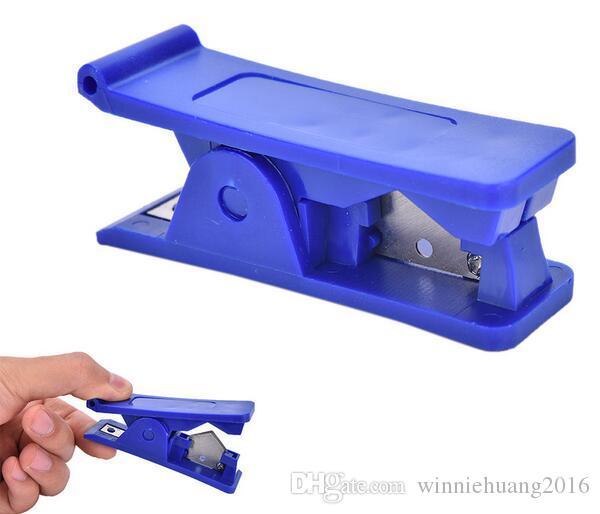 Cortador de Mangueira  - Azul  - Pensou Filtros