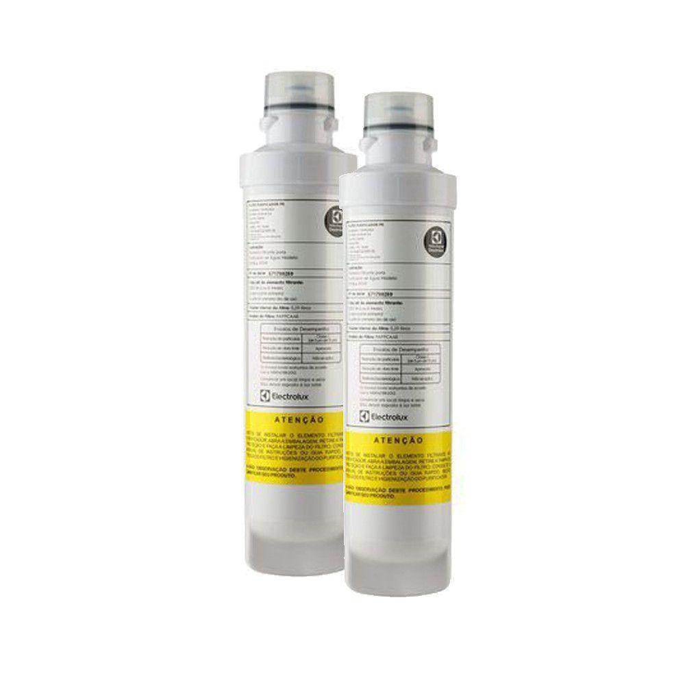 Filtro de Água PE para Purificador Electrolux PE10B e PE10X - 2 UNIDADES  - Pensou Filtros