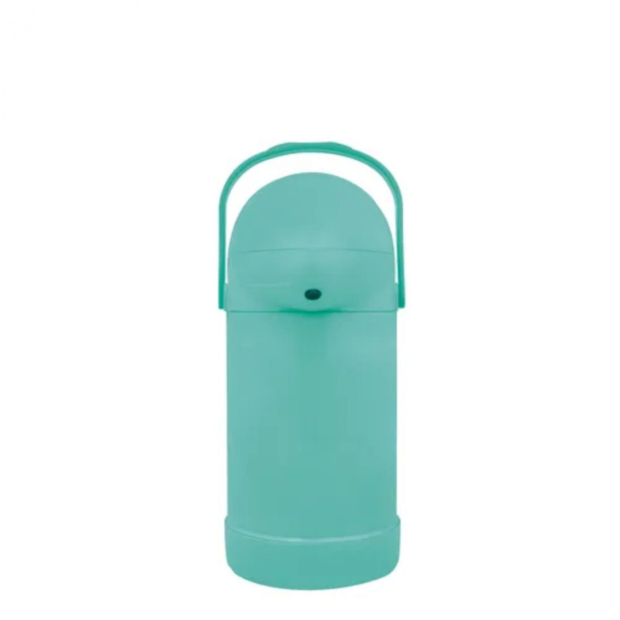 Garrafa de Pressão Nobile 500ml - Cor Bala de Menta (Verde Claro)  - Pensou Filtros