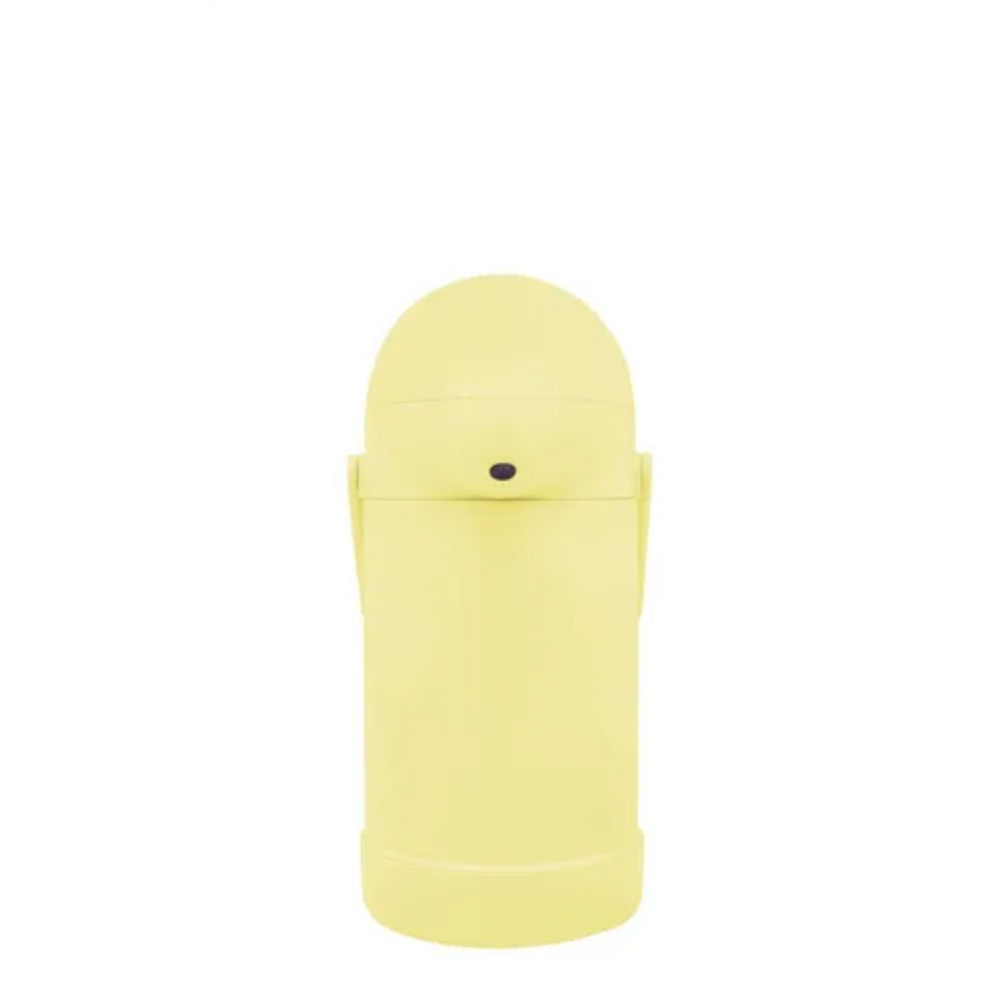 Garrafa de Pressão Nobile 500ml - Cor Estrela Guia (Amarelo)  - Pensou Filtros