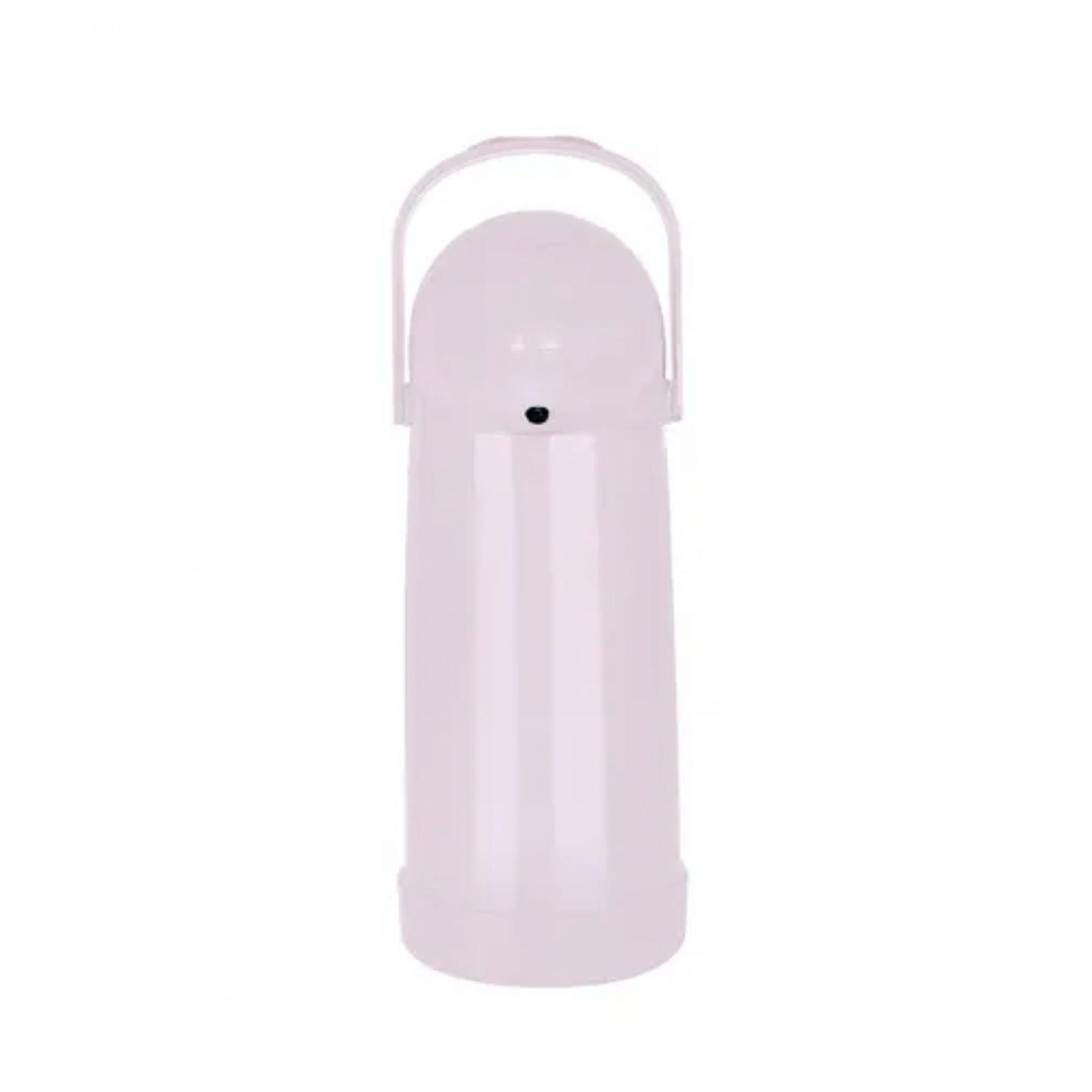 Garrafa Térmica de Pressão Nobile 1 Litro Lavanda - Mor  - Pensou Filtros