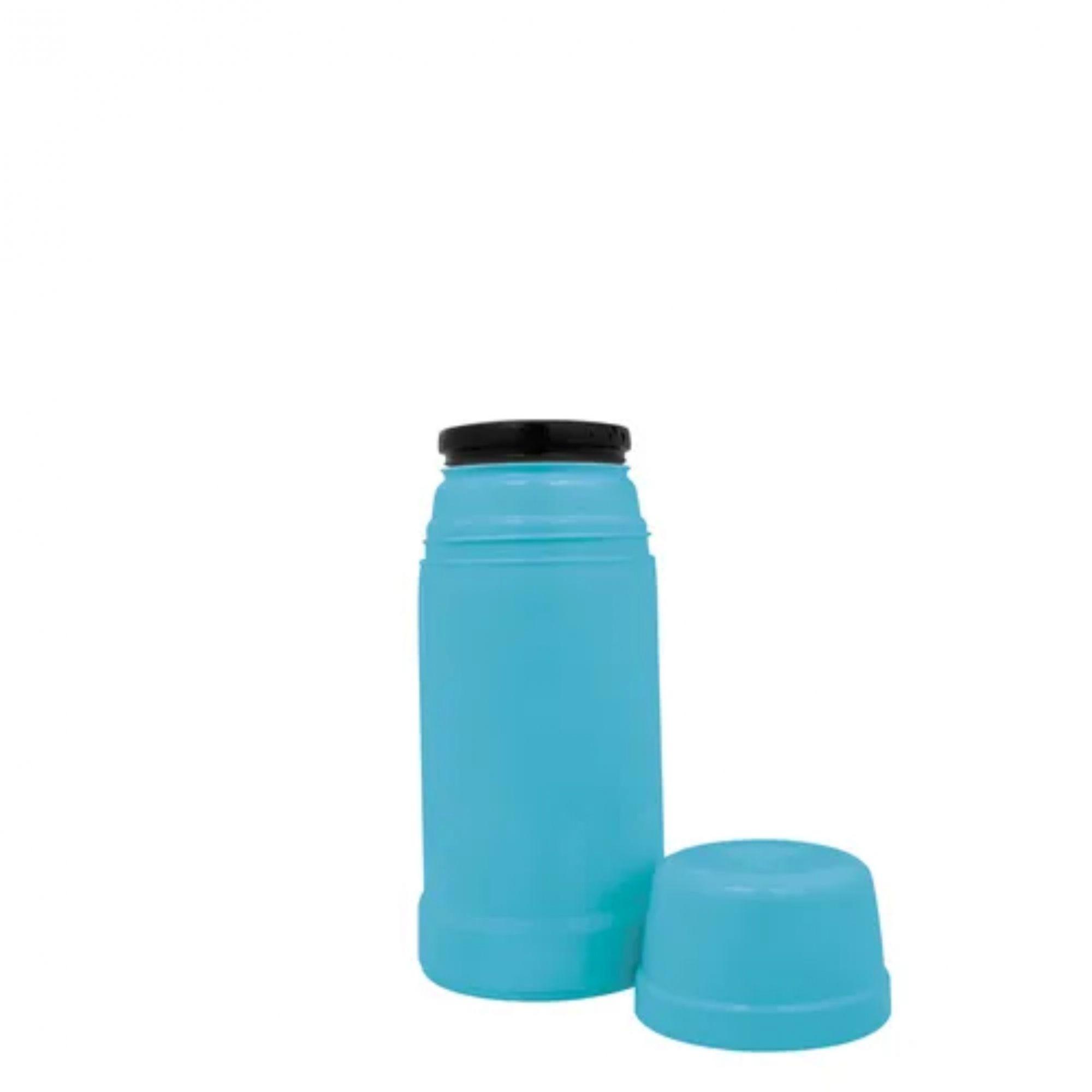Garrafa Térmica Mini Mor 250ml - Cor: Céu Azul (Azul Claro) - Mor  - Pensou Filtros