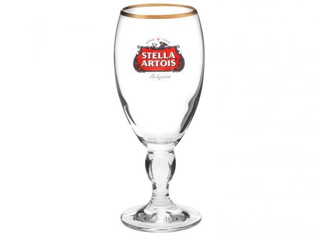 Jogo de Cálices para Cerveja Stella Artois - 250ml - 6 Cálices   - Pensou Filtros