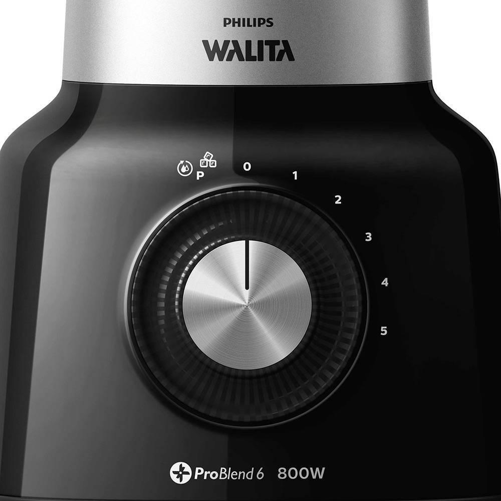 Liquidificador Philips Walita Problend 800w Jarra Duravita  - Pensou Filtros