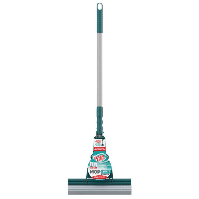 Mop Limpeza Geral Plus - FlashLimp  - Pensou Filtros