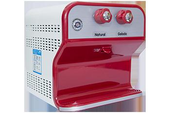 Purificado Purizon Robotic - Vermelho 127v  - Pensou Filtros