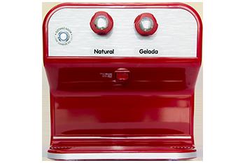 Purificado Purizon Robotic - Vermelho 220v  - Pensou Filtros