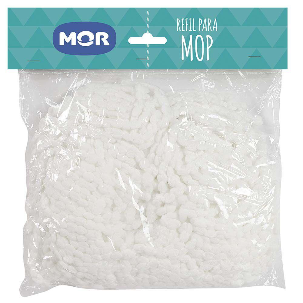 Refil Esfregão Mop Limpeza Prática  - Pensou Filtros