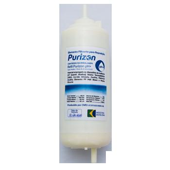 Refil Max pH para Purificadores Purizon Max  - Pensou Filtros