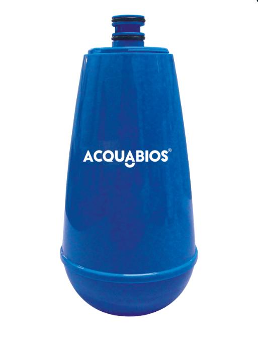 Refil para Torneira com Filtro Acquabios E05 – Azul  - Pensou Filtros