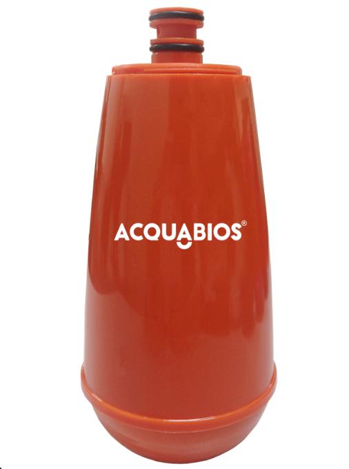 Refil para Torneira com Filtro Acquabios E05 – Laranja  - Pensou Filtros