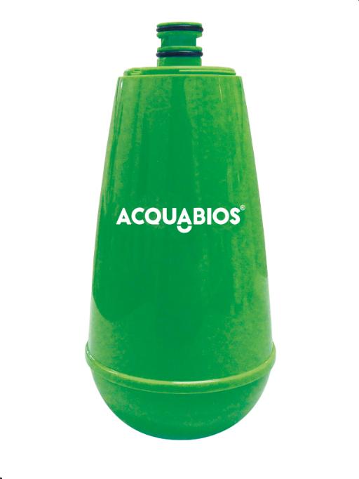 Refil para Torneira com Filtro Acquabios E05  Verde  - Pensou Filtros