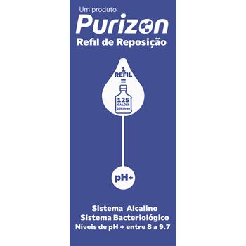 Refil pH para Purificadores Purizon BELLO  - Pensou Filtros