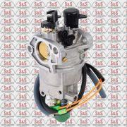 Carburador Completo Gerador Gasolina 6500 / 8000 - Toyama / Branco