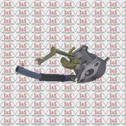 Carburador Completo Motor Toyama 2.5 HP Gasolina