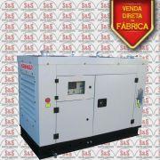 Gerador de Energia a Diesel - 40 Kva - Trifásico - Silent - YBG40TE - Yanmar