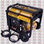 Motosoldador/Gerador a Diesel - Monofásico - Partida Elétrica - BFDE Mod.6500 - Buffalo