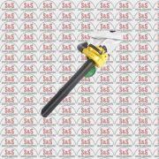 Soprador a Gasolina 2 Tempos - Cilindrada 25,4 cc 1HP - Volume de Ar 7,8 m3/hora - EBV260 - Garthen
