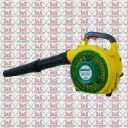 Soprador a Gasolina 2 Tempos - Cilindrada 26 cc 1HP - Volume de Ar 7,8 m3/hora - EB260 - Garthen