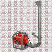 Soprador a Gasolina - Partida Manual - Volume de Ar 1152 m3/hora - Tanque 2,3 ml - BSC1100 - Branco